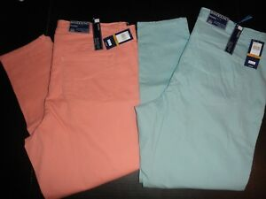 b03288b1ee6 Image is loading NWT-54-Womens-Bandolino-MANDIE-5-pocket-PLUS-