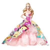 Mattel 50 Anniversary Generations Of Dreams 2009 Barbie Doll