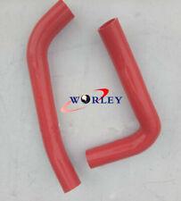Blue silicone radiator hose for Holden HQ HJ HX HZ V8 253 308 4.2L 5.0L V8