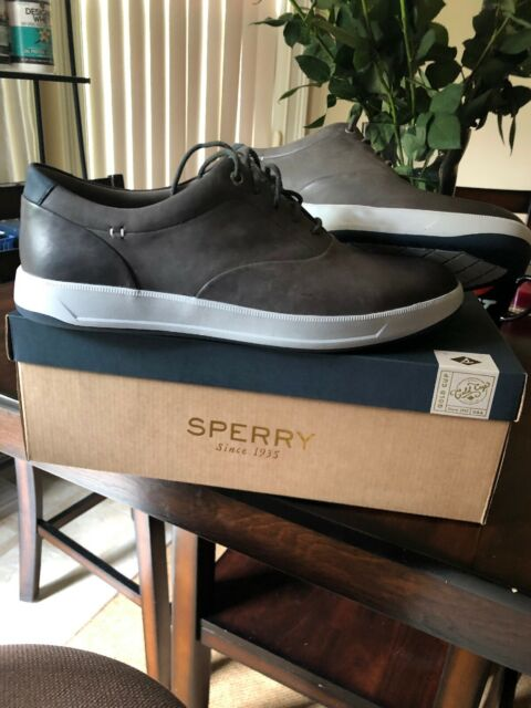 26afc2c59fb1 Sperry Top Sider Gold Cup Richfield Men s Leather Fashion Sneaker Size 11m
