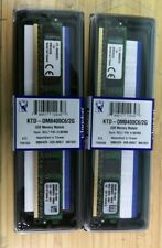 Kingston KTD-DM8400C6//2G DDR2 800 PC2-6400 DIMM Desktop Memory RAM 2x2GB 4GB