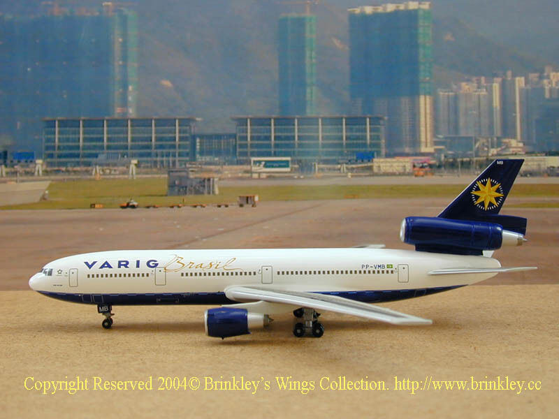 VARIG Brasil DC-10-30 (PP-VMB), 1 400 Dragon Wings