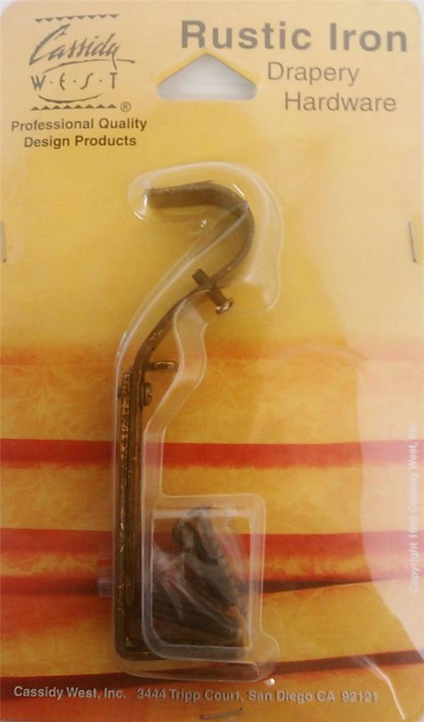 40x Matériel Stanley Matériel 40x Bronze Intérieur Décor Rideau Crochet 2880c4