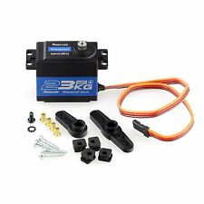 Power HD WP-23KG 25T Waterproof 4.8V 6.6V Super Torque Digital Servo RC Cars