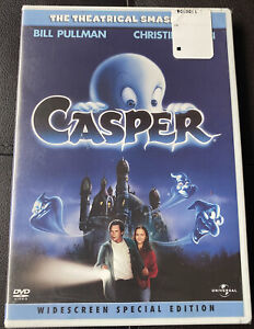 Casper (DVD,Widescreen Special Edition) New Sealed