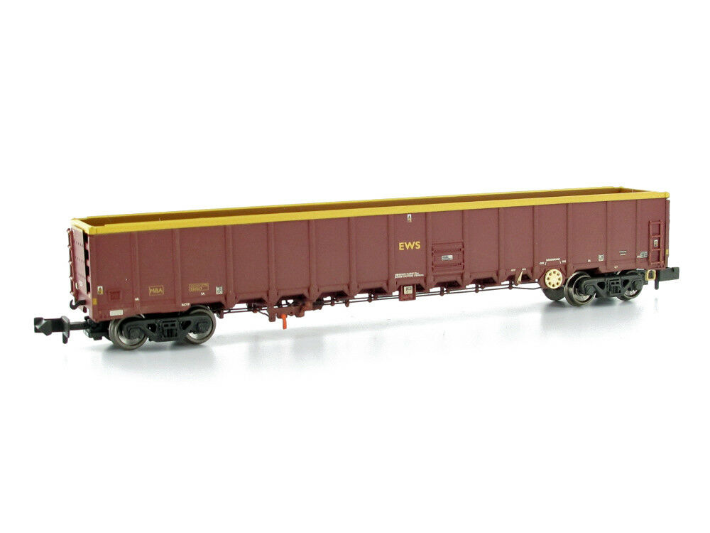 ofreciendo 100% Graham Farish 377-651a - vagones MBA MegaCaja High-sided bogie box box box Wagon SME G  venta