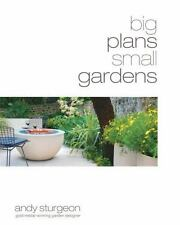 Big Plans, Small Gardens-ExLibrary