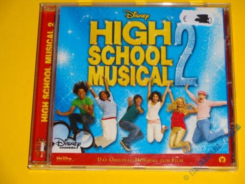 1 von 1 - *CD* High School Musical 2 - Original zum Film * Walt Disney Records *