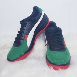 new product c169c f5c4f Details about Puma GV Special + Lux Green White- Black Size 11.5