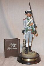Royal Doulton Soldiers of the Revolution Sergeant 6th Maryland Regiment HN 2815