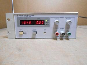 AGILENT E3615A 0-20V,0-3A DC POWER SUPPLY
