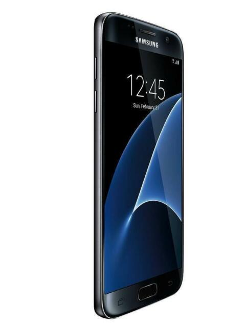 Samsung Galaxy S7 SM-G930T - 32GB - Black (T-Mobile) GOOD CONDITION - CLEAN IMEI