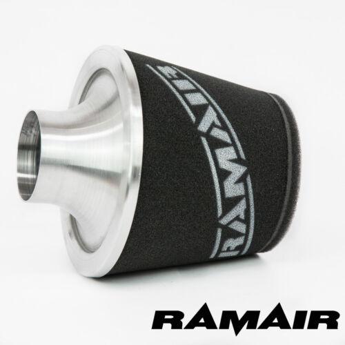 Ramair Aluminium Universal 80Mm Od Neck Induction Intake Cossie Air Filter