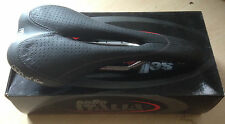 Sella bici Selle Italia SLR Trans AM pelle bike leather saddle seat madein Italy