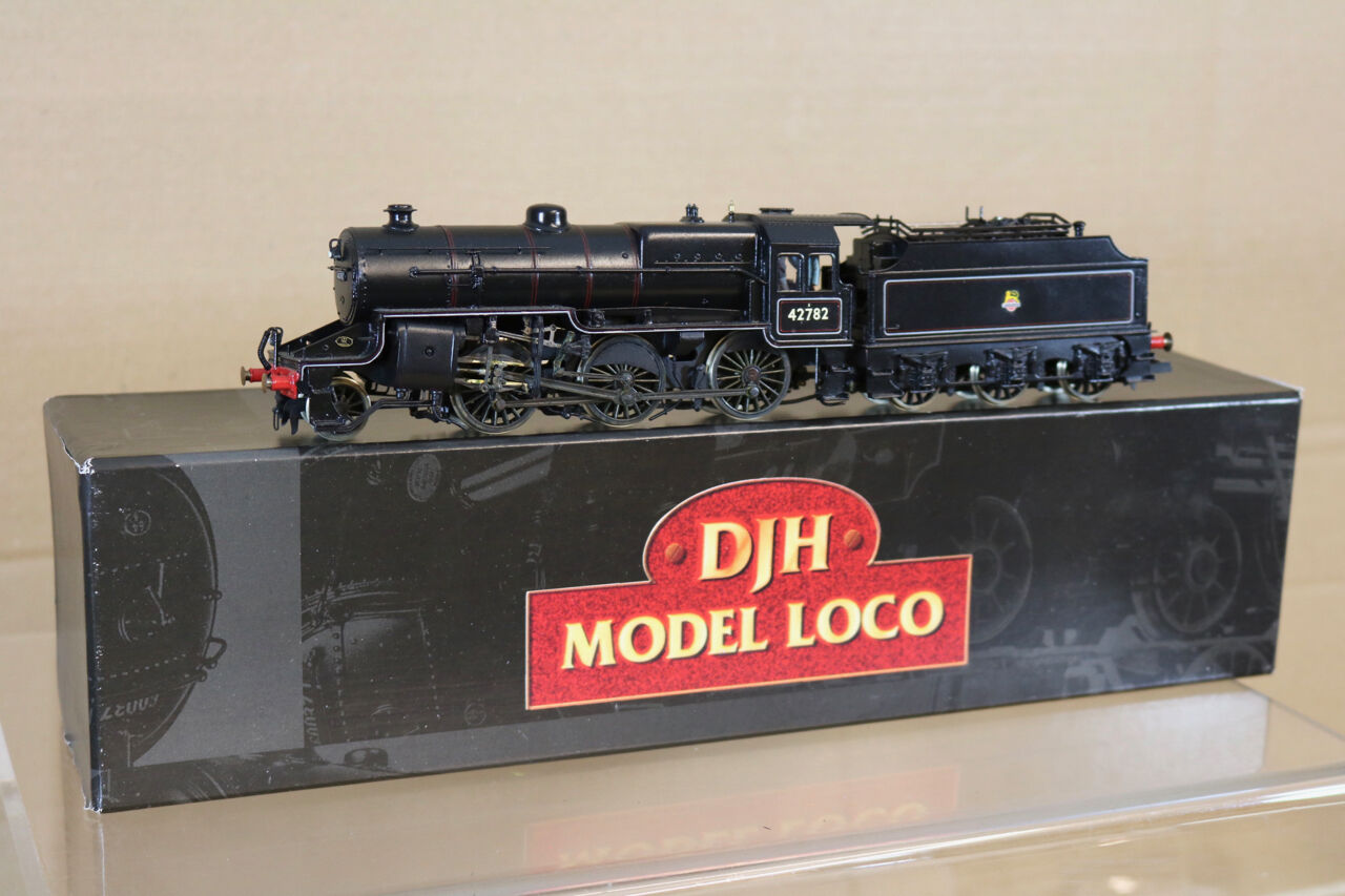 DJH modelloS KIT BUILT by 41C modelloS BR ex LMS 260 CRAB classe LOCO 42782 pmc