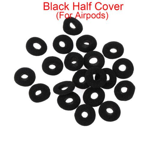 Sponge Earpad Soft Foam Replacement Earphone Tips Cover For Airpods Earpods