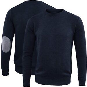Maglia-Uomo-Basic-Pullover-Girocollo-Maglione-Casual-Regular-Fit-GIROGAMA-6729M