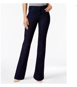Nwt Jeans Tummy Bootcut Nydj sciacquano Barbara control 6 109 qRWFRnPHx