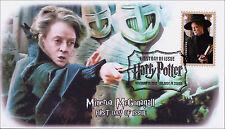 SC 4836, 2013 Professor Minerva NcGonagall FDC, Pictorial Cancel,  Item 13-022B,