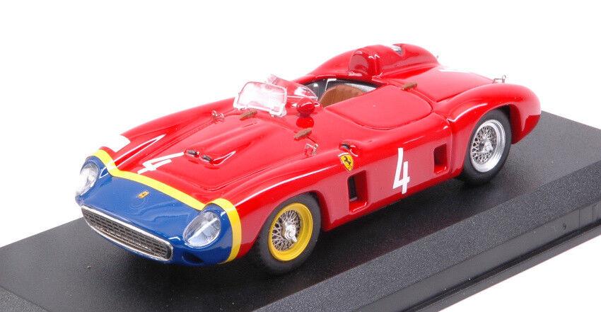 Ferrari 860 Monza  4 3rd 1000 HM Nurburgring 1956 Hill De Portago 1 43 Model
