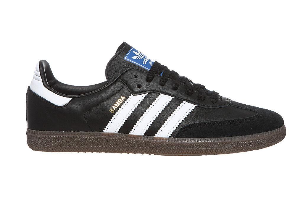 adidas Samba OG MS (Schwarz Weiß)