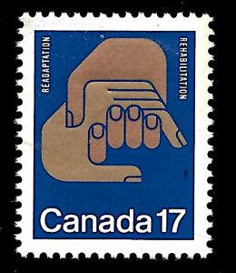CANADA 1980 Rehabilitation  SC# 856  MNH