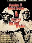 Tombs of the Blind Dead/Return of the Blind Dead (DVD, 1998, DVD Double Feature)