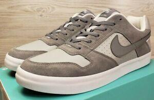 b2cac3f6754f15 Nike SB Delta Force Vulc Cool Wolf Grey Skateboard Fashion 942237 ...