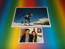 Fuyuko Tachizaki  Biathlon signed signiert Autogramm auf 20x28 Foto in person