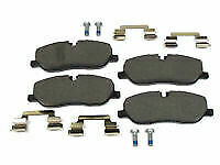 """New Genuine Range Rover Evoque  Discovery Sport Upgraded Front Brake Pads 17"""""""