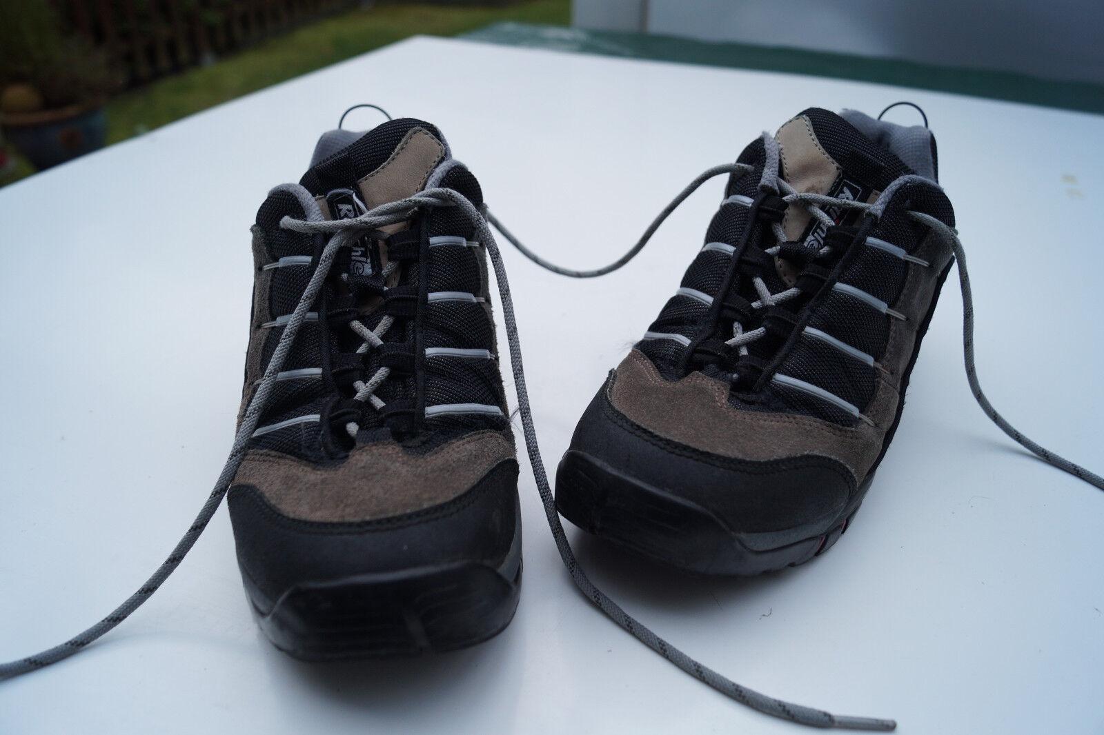 Raichle phoenix ls señores Al aire libre senderismo  trekking zapatos Vibram talla 42 cuero  11  sin mínimo