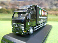 OXFORD VOLVO FH12 CURTAINSIDER COOPERS BREWERY 1/76 BOXED & NEW 76VOL03CL