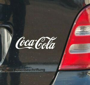 Coca-Cola-10cm-Aufkleber-fuer-Kuehlschrank-Auto-Rad-einfarbig-nach-Wunsch