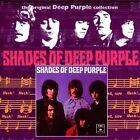 Shades of Deep Purple [Bonus Tracks] by Deep Purple (Rock) (CD, Feb-2000, EMI)