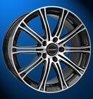 Borbet CW1 8 X 17 5 X 112 45 black polished