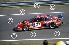 Marazzi & Micangeli & Lacaud Ferrari 512BB/LM Le Mans 1984 Photograph