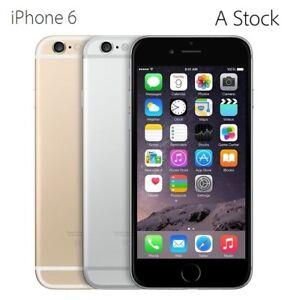 16GB iPhone 6 Téléphone Débloqué Portable Mobile Smartphone Gris Apple iOS