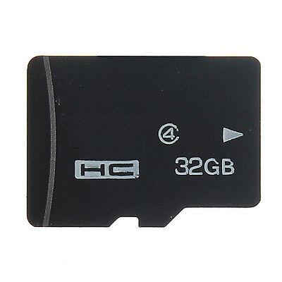 32GB 32 GB Micro SD TF Karte Speicherkarte Flash Memory Card Class 4 für Handy