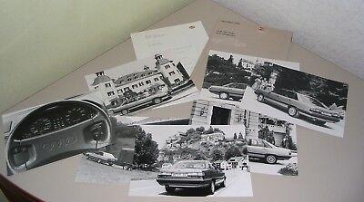 Unsicher Befangen Verlegen Pressemappe Audi 200 Turbo Quattro Typ 44 C3 Selbstbewusst Gehemmt Pressetext Stand 09/1985! Fotos