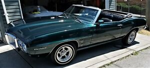1969 Pontiac Firebird sport