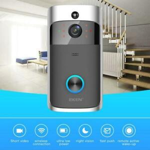 Protect your Property !!!Smart IP Video Intercom WI-FI Video Door Phone Free Fast Shipping Canada Preview