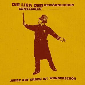 DIE-LIGA-DER-GEWOHNLICHEN-GENTLEMEN-JEDER-AUF-ERDEN-IST-WUNDERSCHON-CD-NEU