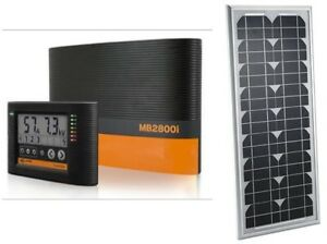 Details about 130 Watt Solar Panels & MB2800i Solar Electric Fence  Energiser Gallagher Farm