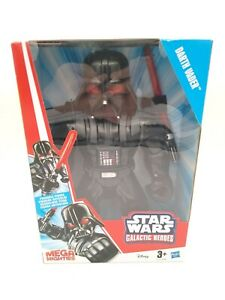 Star-Wars-Galactic-Heroes-MEGA-unuebertroffene-Darth-Vader-10-INCH-ACTIONFIGUR