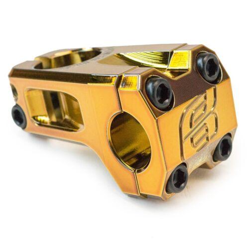 Eastern Compressor BMX Front Load Stem Coolant Gold