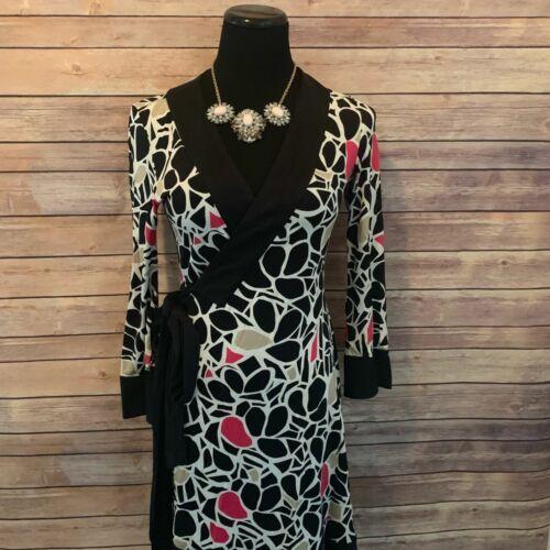 Diane Von Furstenburg wrap dress dvf