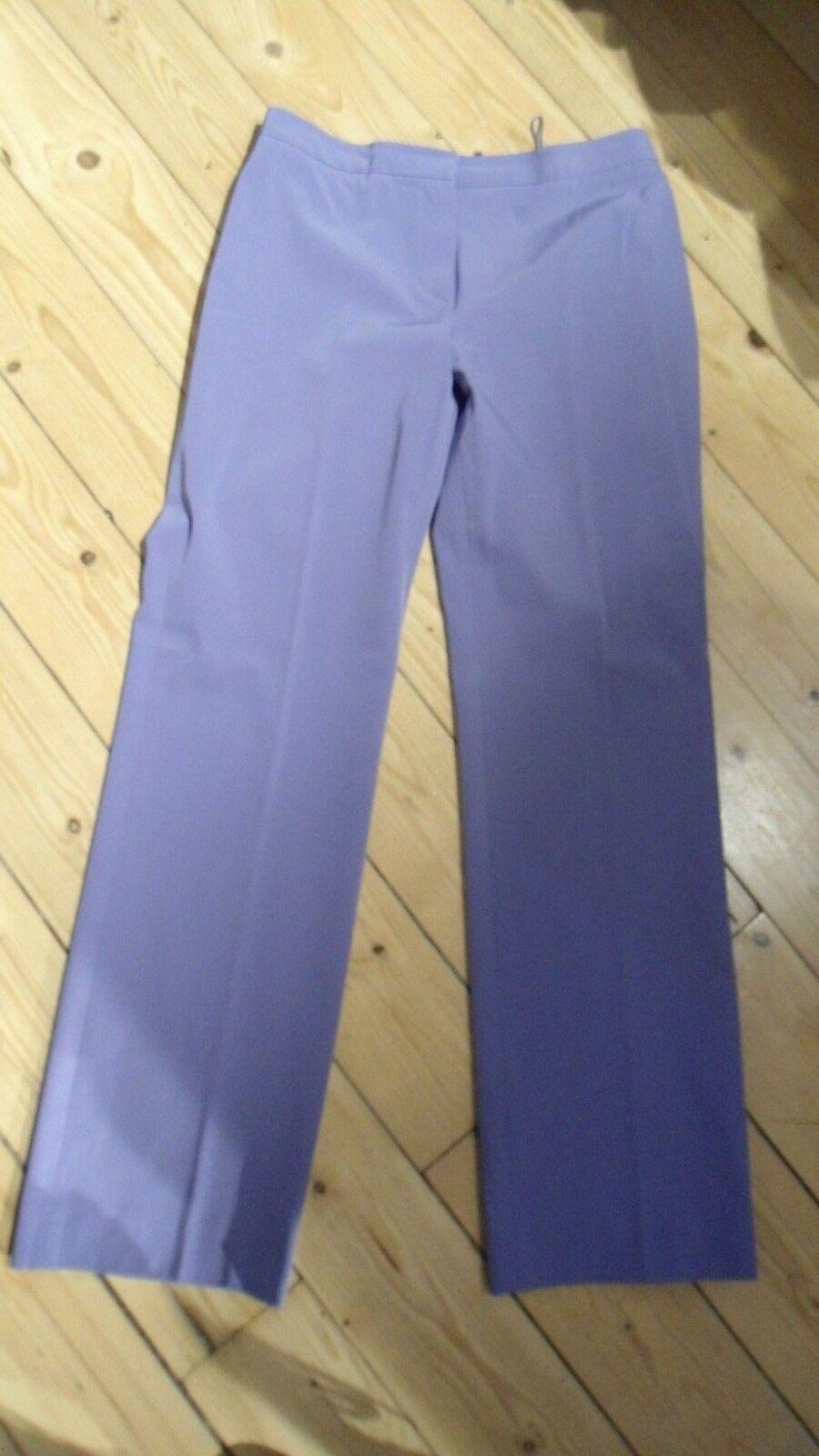 ORIGINALE Lusso Designer Pantaloni STRENESSE Gabriele Strehle MIS. 42 come nuovo