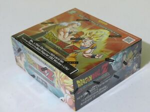 Dragon-Ball-Z-Vengeance-Booster-Box-Factory-Sealed-DBZ-TCG-Panini