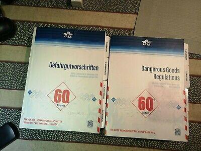 IATA Gefahrgutvorschriften 60 Deutsch Ausgabe 2019