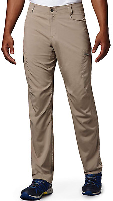 Columbia Mens Silver Ridge Stretch Pants 36 x 32 Major